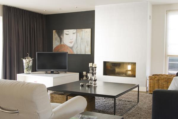 Hoe combineer ik haard en tv? - Doret Schulkes interieurarchitecten bni