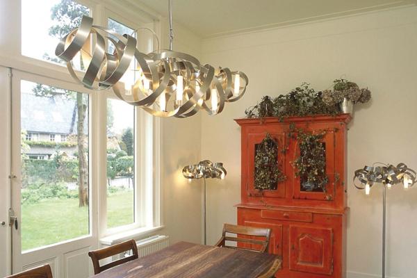 Welke lamp hang je boven de eettafel? Ben je een aardappeleter ...