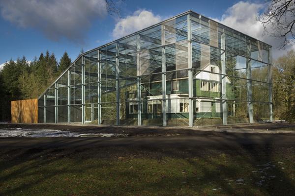 D 39 r op uit met doret herinneringscentrum westerbork for Interieurarchitecten nederland