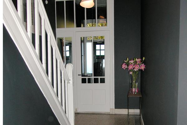 Donkere muren - Doret Schulkes interieurarchitecten bni