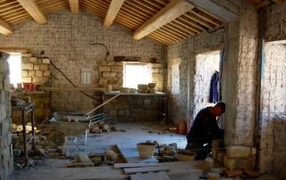 aardbeving bestendig verbouwen vakantiehuis Italië